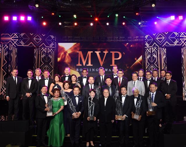 Mvp bossing awards 2130 9b4b5ed99d194f2ab88e3a03aab0e2f0